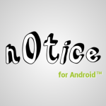 n0tice for Android logo