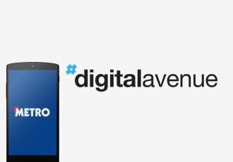 Metro Android app