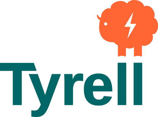 Tyrell electric sheep logo